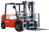 烟台4-4.5吨内燃平衡重式叉车