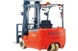 淄博1-2吨交流三支点蓄电池叉车